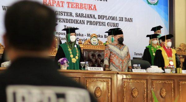 Ketua DPD RI, AA LaNyalla Mahmud Mattalitti beri solusi mengatasi kekurangan guru di Palembang