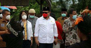 Ketua DPD RI, AA LaNyalla lakukan kunjungan ke Sorong