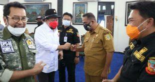 Ketua DPD RI, AA LaNyalla Mahmud Mattalitti, lakukan kunjungan ke Papua