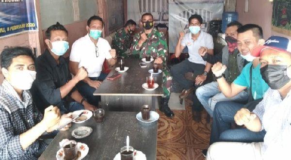 Lebaran, Ketua DPRD Sumbar Silaturrahim Dengan Wartawan ...