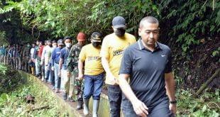 Wagub Audy Puji Gerakan Warga Padang Panjang Bangun 3 Obyek  Wisata