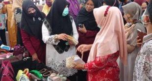 Anggota DPR RI, Hj. Nevi Zuairina, jemput aspirasi di kabupaten Padang Pariaman