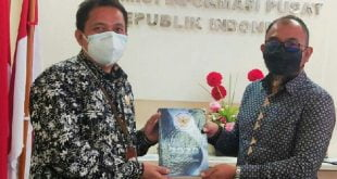 Komisi Informasi Provinsi Sumatera Barat menyampaikan laporan kepada Gubernur dan Ketua DPRD Provinsi Sumatera Barat, Rabu (31/03/21). Komisi Informasi Sumatera Barat menyampaikan tembusan laporan tersebut ke Komisi Informasi Republik Indonesia.