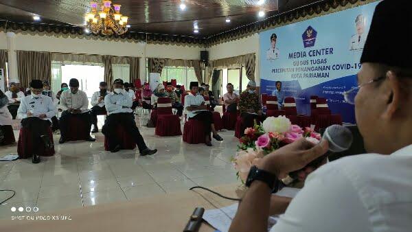 Puji Kota Pariaman, Tanti : PPID Harus Berbenah