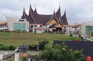 Kantor DPRD Dharmasraya