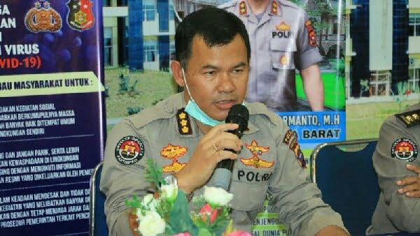 Polda Sumbar Hentikan Kasus Dugaan Korupsi Dana Covid-19 di BPBD Sumbar