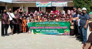 PT BTN Salurkan Bantuan Pendidikan