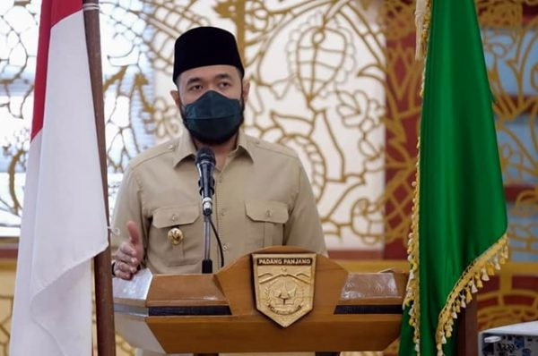 Walikota Fadly Amran