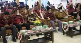 Perkaderan Darul Arqam Madya Nasional (DAMNAS) yang diadakan oleh Pimpinan Cabang Ikatan Mahasiswa Muhammadiyah (IMM) Kota Padang