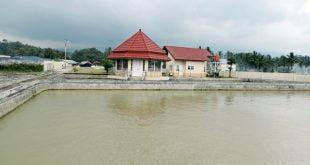 Kawasan kolam BBI Gajah Tanang, Padang Panjang