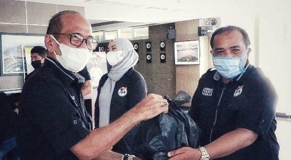 HM Nurnas : Semoga Pekan Depan Donator Bertambah lagi