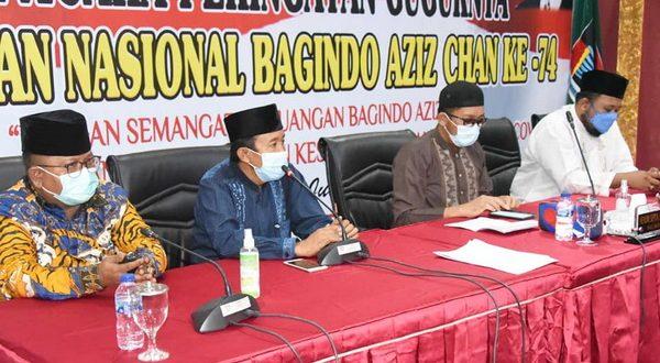 Walikota Padang, Hendri Septa himbau warga patuhi prokes