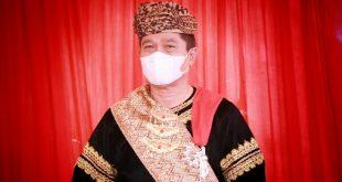 Laksma TNI Hargianto Resmi Bergelar Datuk Bagindo Malano Hitam