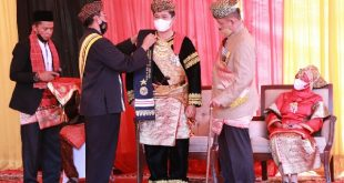 Laksma TNI Hargianto Bangkit  Batang Terendam