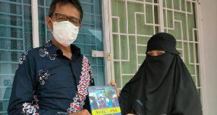 """Buku """"Nyala Asa di Tengah Badai Corona"""" Dapat Dukungan Prof Irwan Prayitno"""