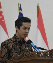 Alvi Sena, Kadis Perkim-LH Kota Padang Panjang
