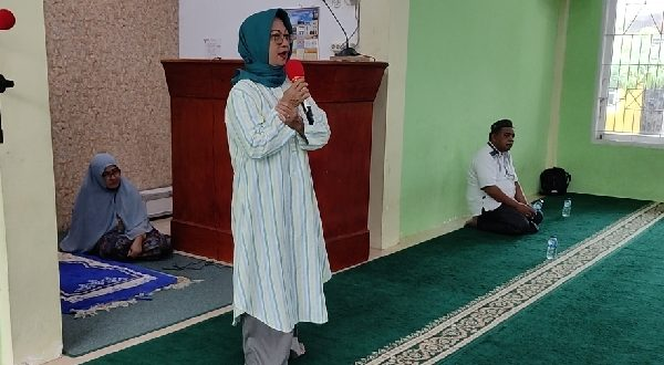 Laznas Rumah Yatim Lirik JBB Masjid Al Quwait