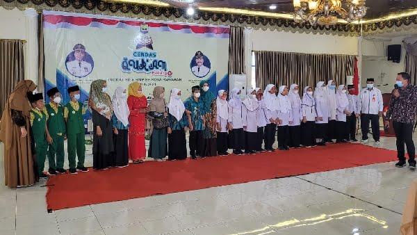 Ciptakan Penghapal, Kota Pariaman Bumikan Alqur'an Dengan Program Cerdas Qur'an.