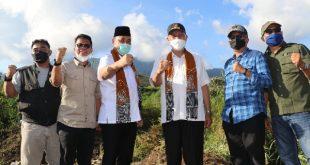 Gubernur Sumbar Komit Wujudkan Destinasi Wisata Internasional di Kabupaten Solok