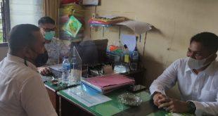 Polres Agam periksa Adrian Tuswandi
