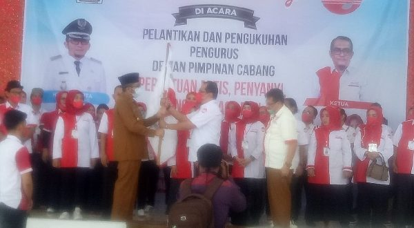 Dilantik, Hendri Septa Berharap PAPPRI Padang Mampu Jadi Pengayom