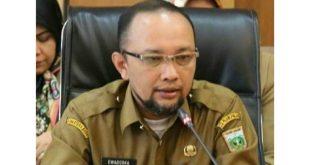 Ewa Soska, Kadis PM-PTSP & Naker Kota Padang Panjang