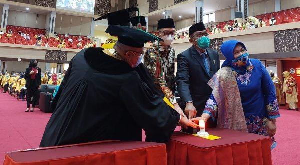 Supardi Ikut Launching UNP Menuju PTN-BH